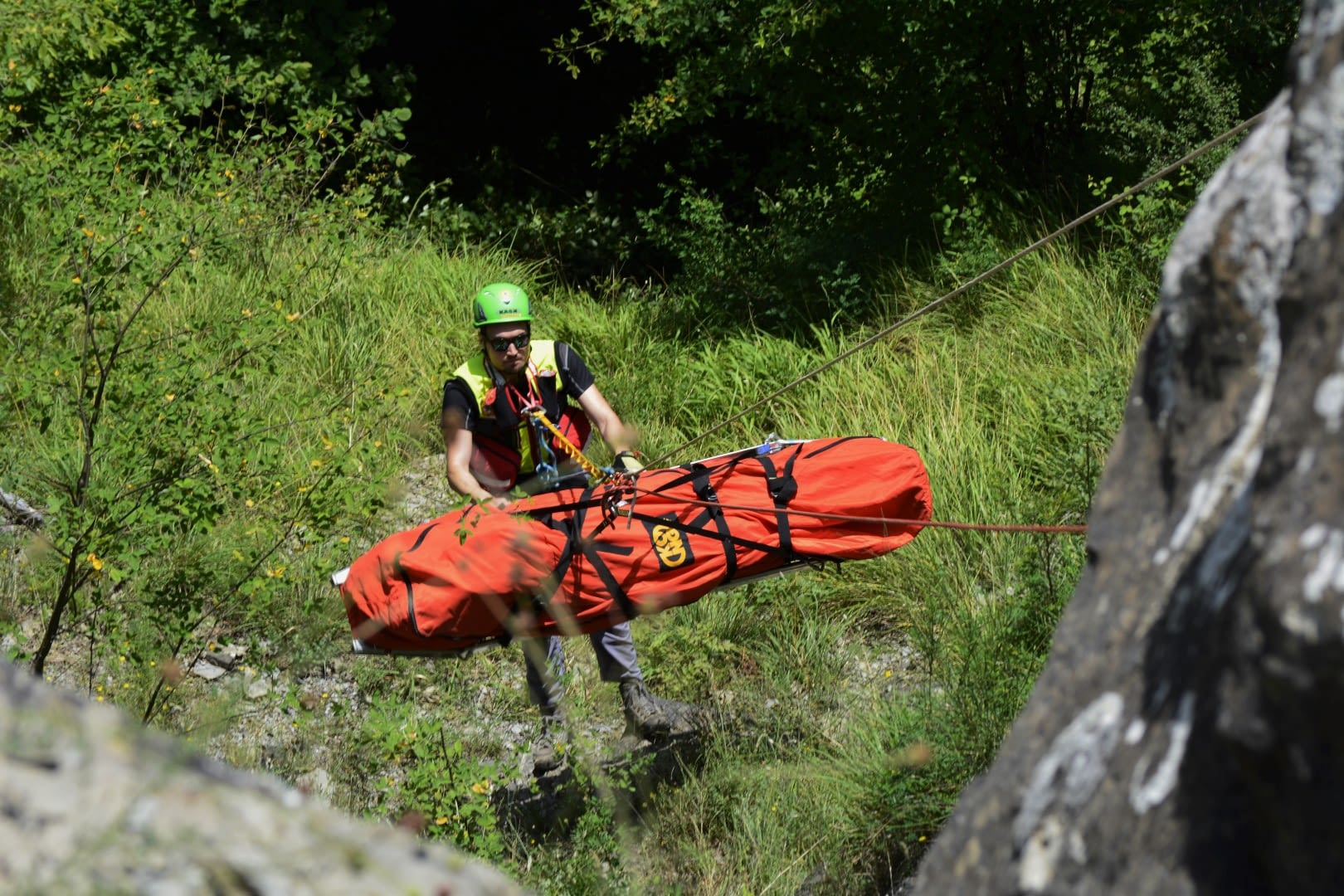 soccorso alpino e speleologico toscano